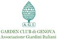 Garden club GE logo